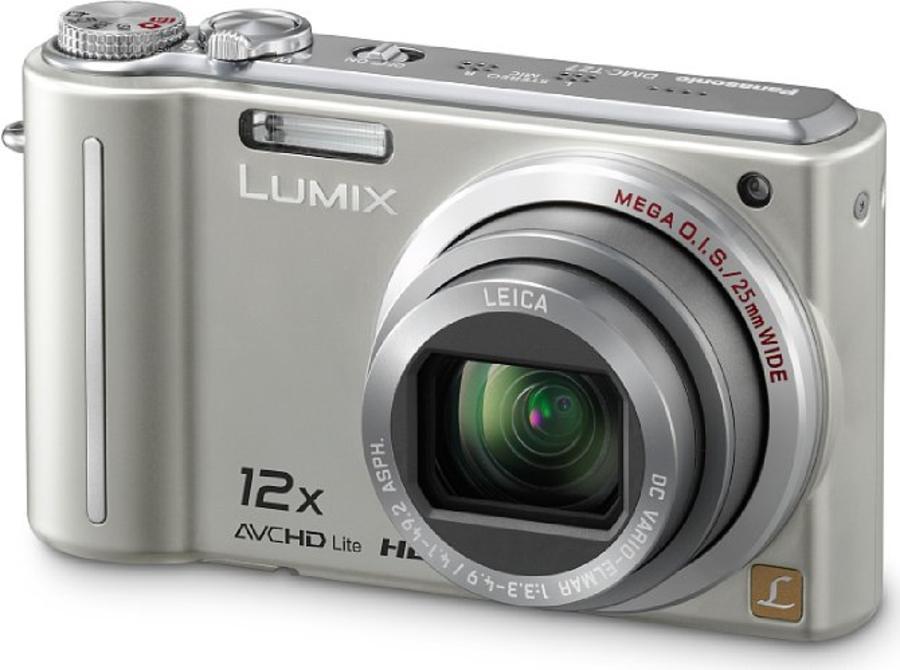 Panasonic Lumix DMC-ZS3 Testbericht: Panasonic Lumix DMC-TZ7