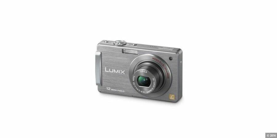 Panasonic Lumix DMC-FX580 Panasonic DMC-FX550