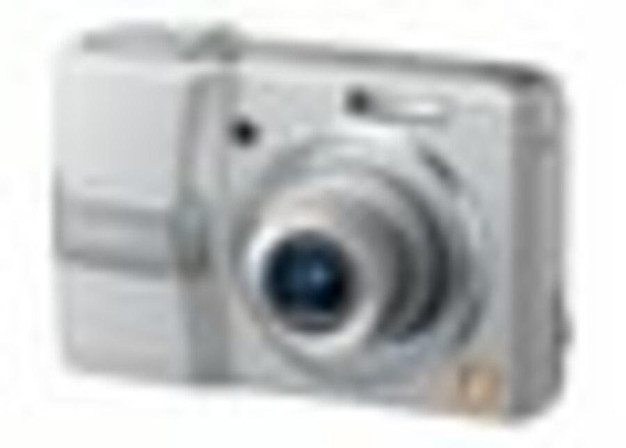 Panasonic Lumix DMC-LS85 Panasonic DMC-LS80 Digital Camera Review