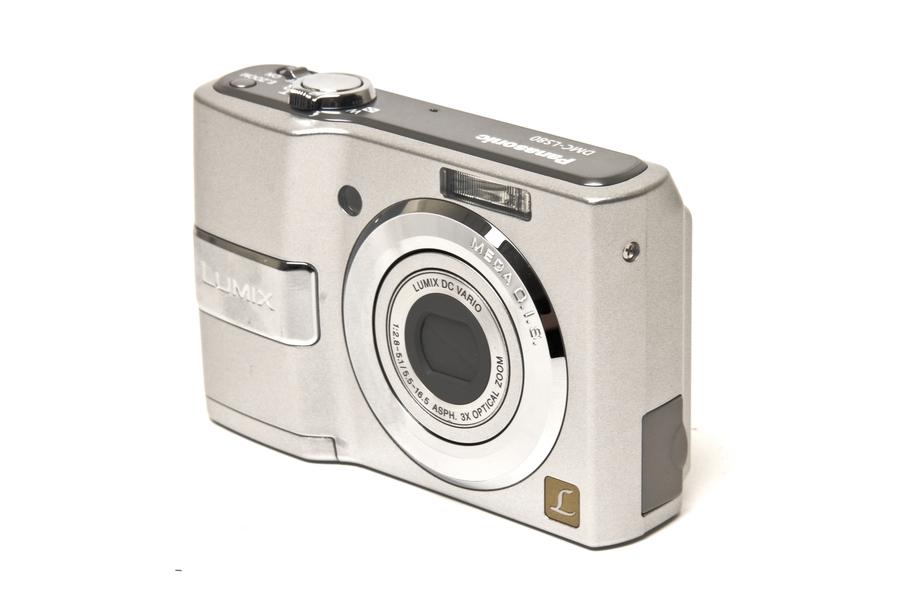 Panasonic Lumix DMC-LS80 Panasonic Lumix DMC-LS80