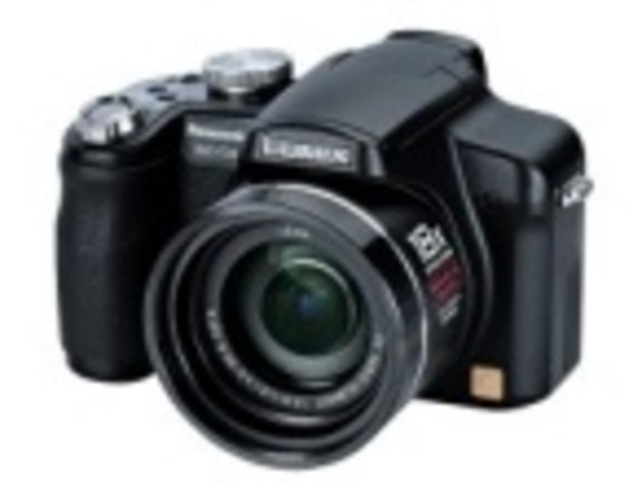 Panasonic Lumix DMC-FZ18 Panasonic Lumix DMC-FZ18