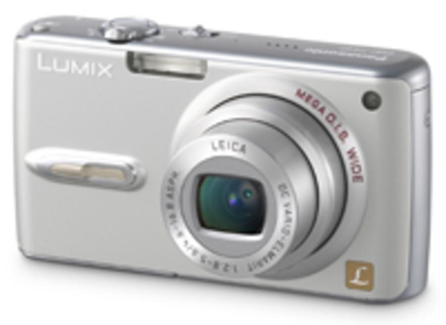 Panasonic Lumix DMC-FX07 Panasonic Lumix DMC-FX07