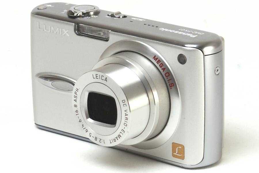 Panasonic Lumix DMC-FX01 Panasonic Lumix DMC-FX01
