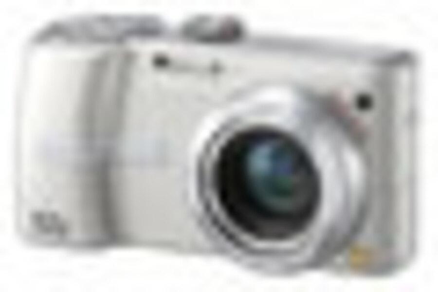 Panasonic Lumix DMC-TZ1 Panasonic Lumix DMC-TZ1 Digital Camera Review
