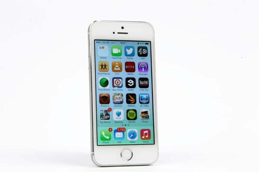 Apple iPhone 5S iPhone 5S