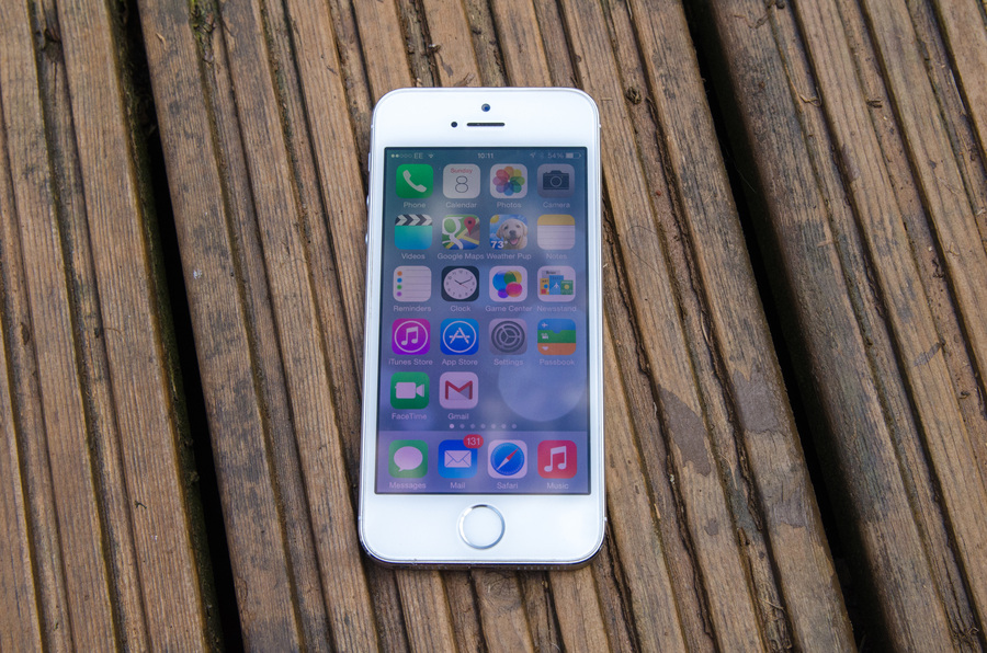 Apple iPhone 5S iPhone 5S review: Apple's former flagship makes the iOS 12 cut