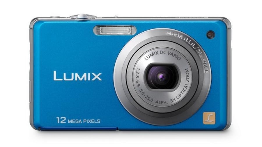 Panasonic Lumix DMC-FS10 Panasonic LumixDMC-FS10 (Digitalkamera)