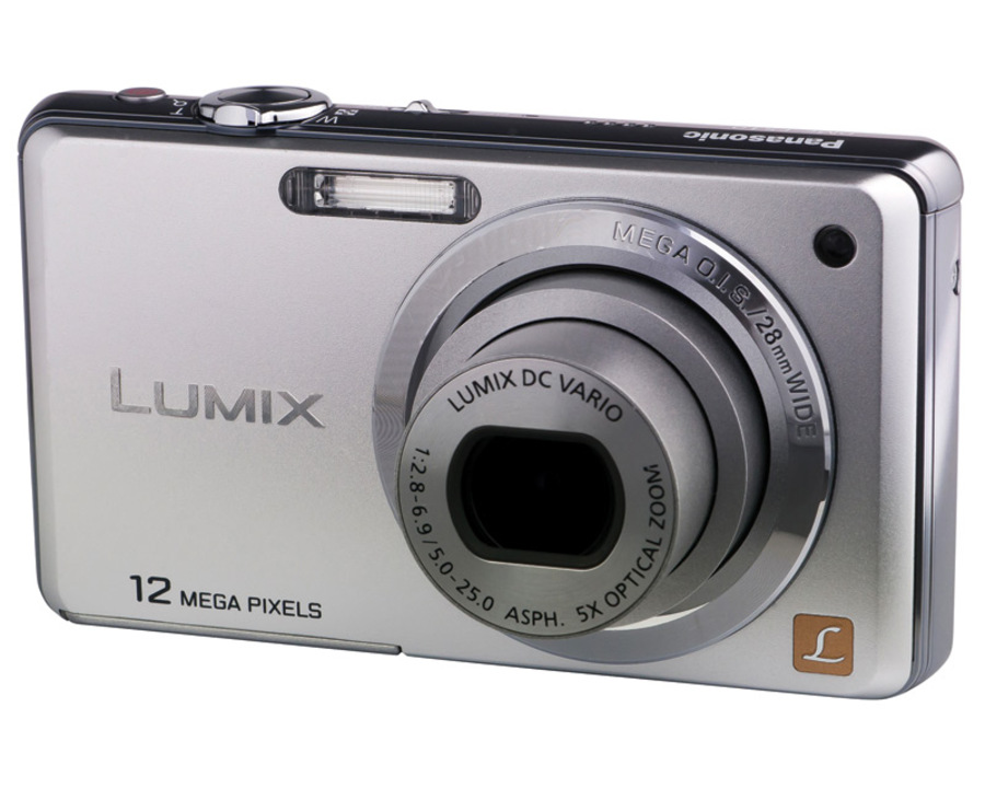 Panasonic Lumix DMC-FS10 Panasonic Lumix DMC-FS10 review