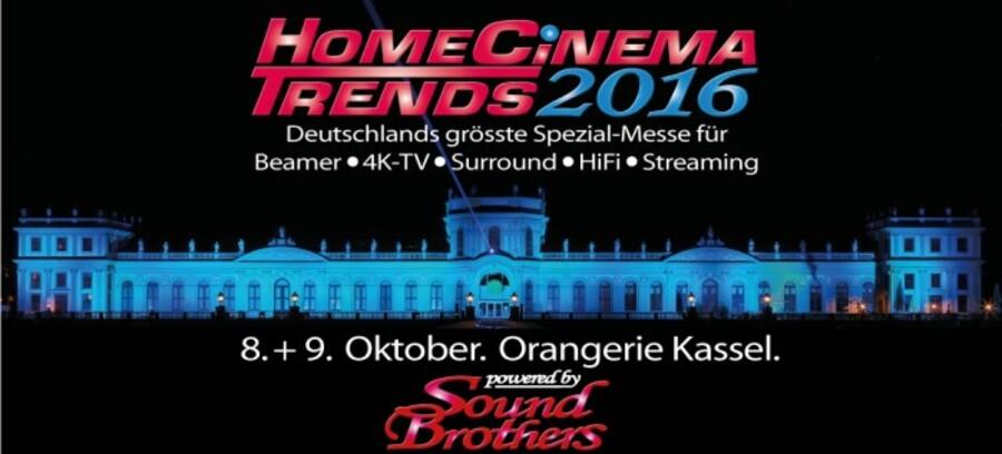 Sony VPL-VW550ES Messe-Vorabbericht: Home Cinema Trends am 8. und 9. Oktober in der Orangerie Kassel