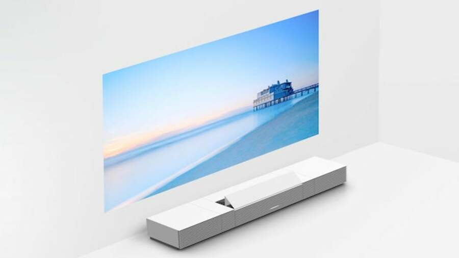 Sony LSPX-W1S Sony 4K Ultra Short Throw Projector