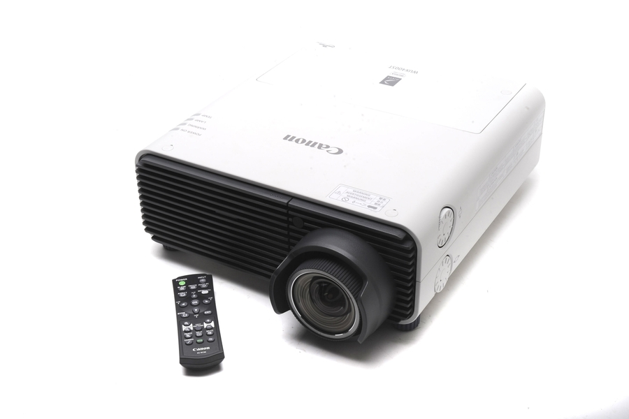 Canon XEED WUX400ST Canon XEED WUX400ST Multimedia Projector