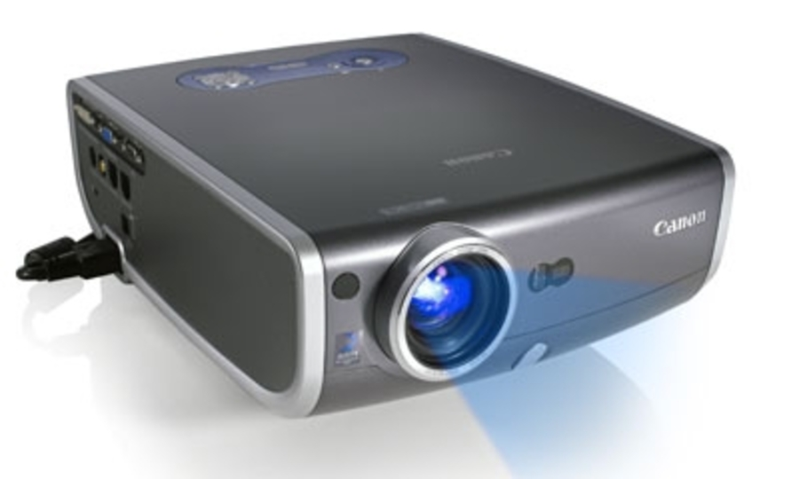 Canon XEED SX60 Canon Realis SX60 LCoS Front Projector
