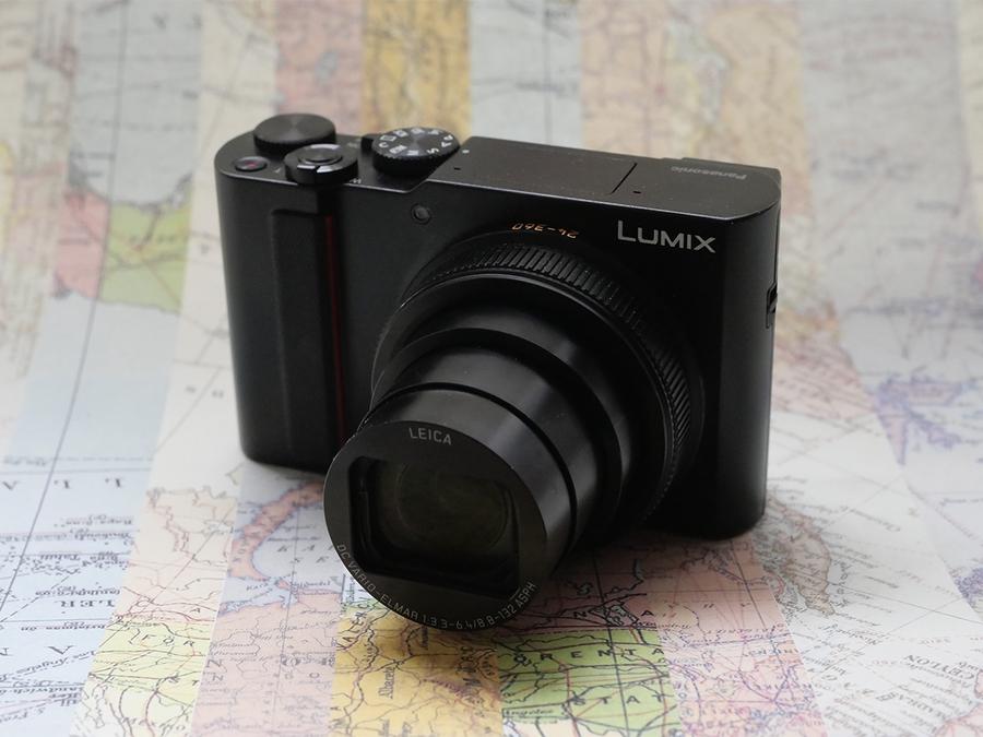 Panasonic Lumix DMC-TZ200 Panasonic Lumix TZ200