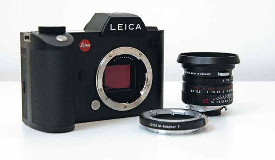 Leica SL (Typ 601) Leica SL (Typ 601)