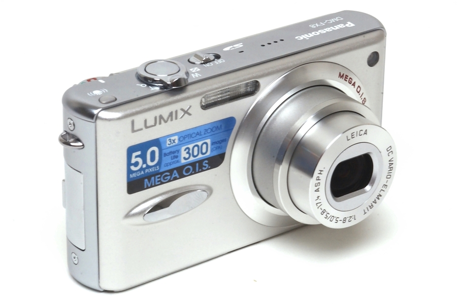 Panasonic Lumix DC-FZ8 Panasonic Lumix DMC-FX8