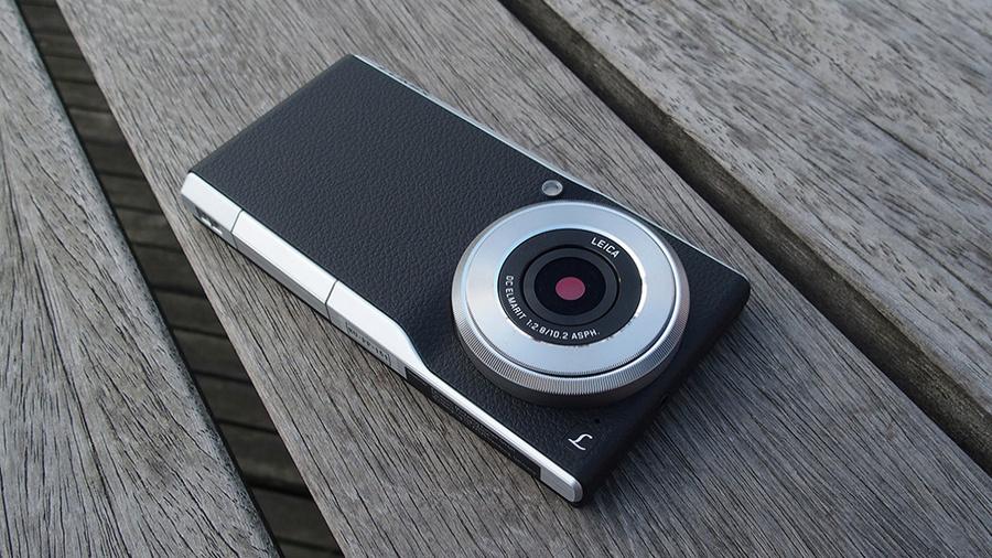 Panasonic DMC-CM1 Panasonic Lumix DMC-CM1: Test des Kamera-Smartphones