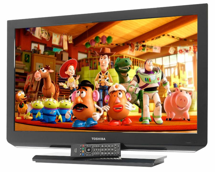 Toshiba 32HL833B Toshiba Regza 32HL833 review