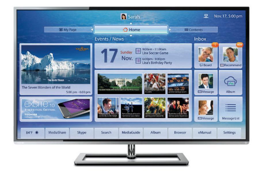 Toshiba 50L7300UM Toshiba 58L7300U LCD HDTV