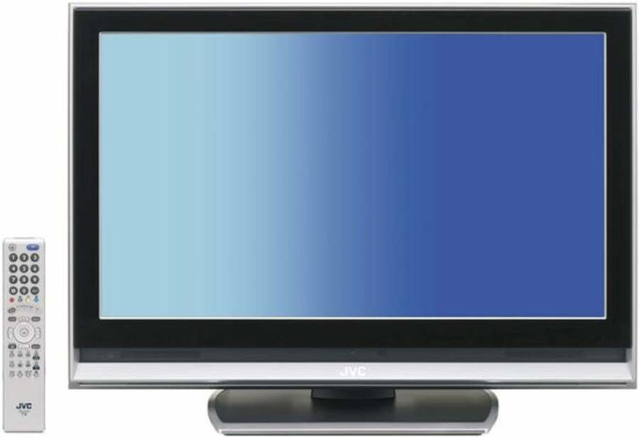 JVC LT-26DX7 JVC LT-26DX7BJ 26in LCD TV