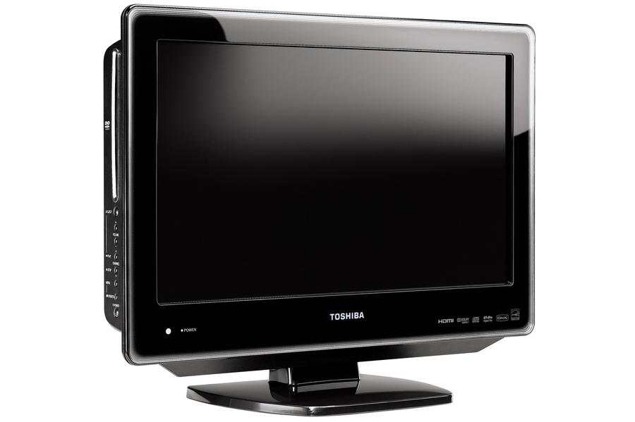 Toshiba 22DV615DG Toshiba 19DV615Y LCD television