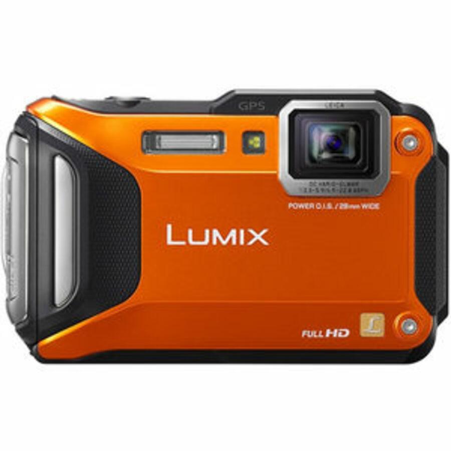 Panasonic Lumix DMC-TS6 Panasonic TS6 Review   Camera Decision