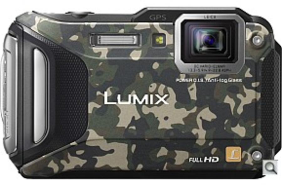 Panasonic Lumix DMC-TS6 Panasonic TS6 Review