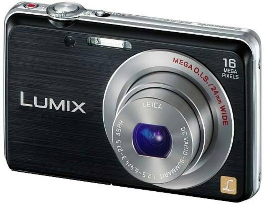 Panasonic Lumix DMC-FH8 Panasonic Lumix DMC-FS45 Review - Image Quality | Photography Blog