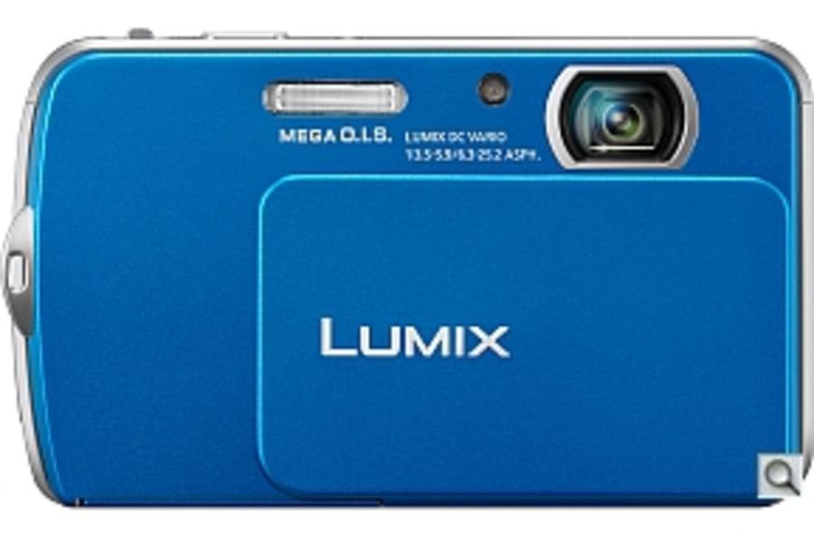 Panasonic Lumix DMC-FP5 Panasonic DMC-FP5 Review