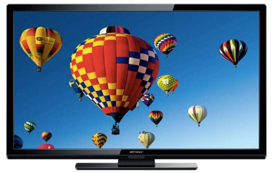 Emerson LF501EM5F Emerson 50-inch LF501EM5F TV review of specs with manual