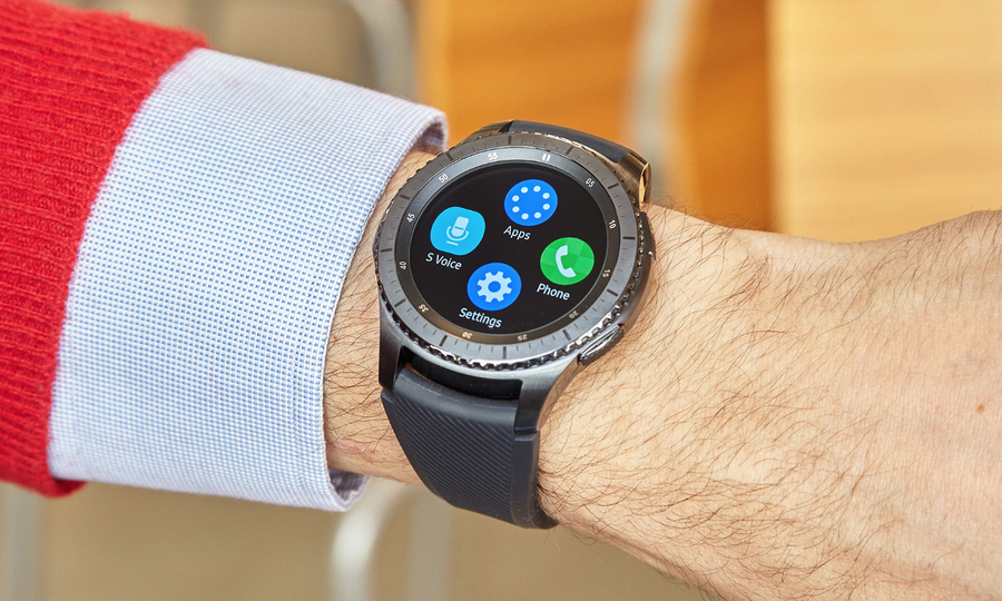 Samsung Gear S3 Frontier Samsung Gear S3 Frontier Review: Why It's (Almost) the Best Smartwatch