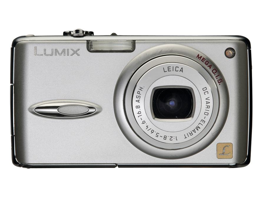 Panasonic Lumix DMC-FX01 Panasonic Lumix DMC-FX01 review
