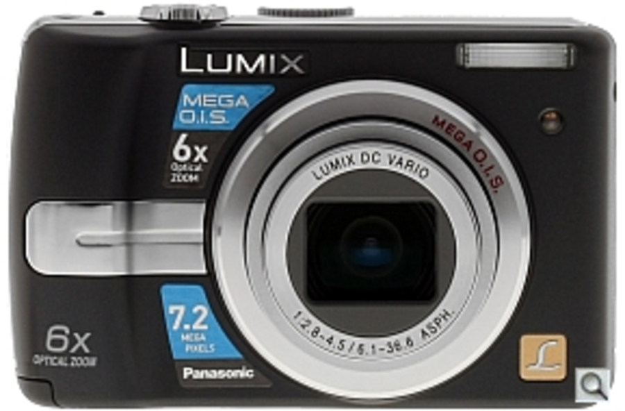 Panasonic Lumix DMC-LZ7 Panasonic DMC-LZ7  Review