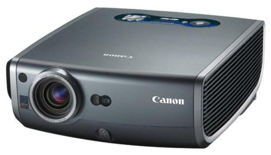Canon XEED SX60 Canon SX60 Projector Review
