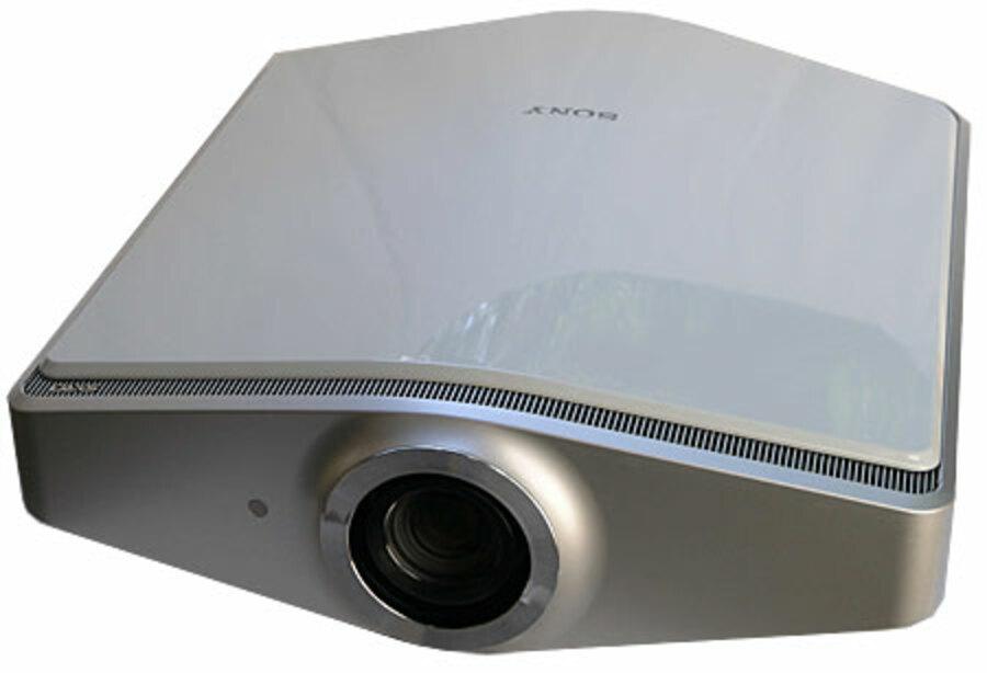 Sony VPL-VW100 Sony VPL-VW100 SXRD Video Projector Part II