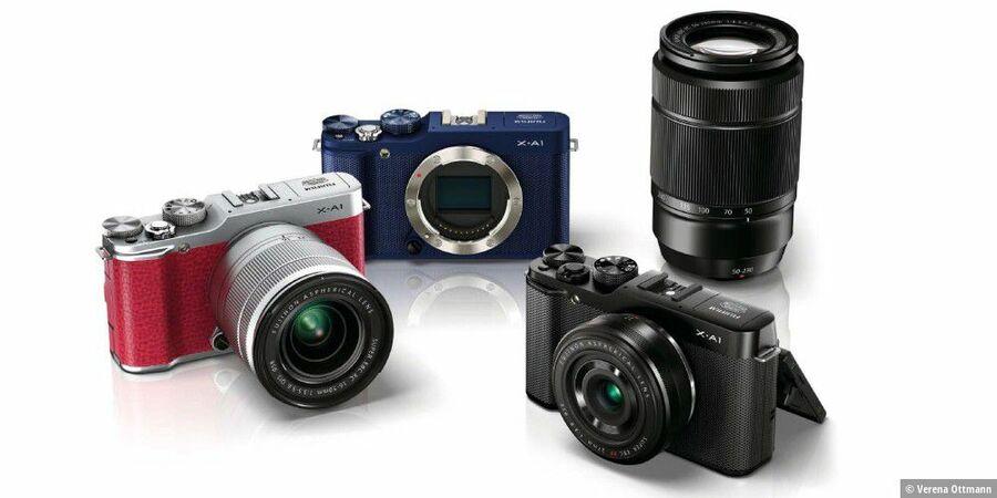 Panasonic Lumix DMC-G6 20 spiegellose Systemkameras im Vergleich