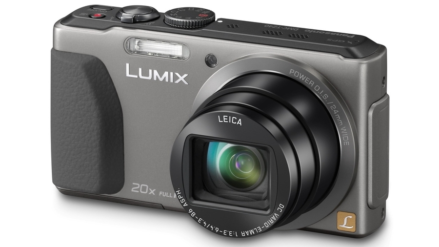Panasonic Lumix DMC-ZS30 Panasonic Lumix DMC-TZ40 (Digitalkamera)