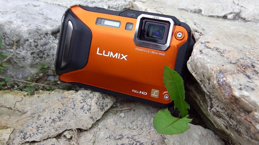 Panasonic Lumix DMC-TS5 Praxistest Panasonic Lumix DMC-FT5: die Allzweckwaffe für Outdoor-Fotografen