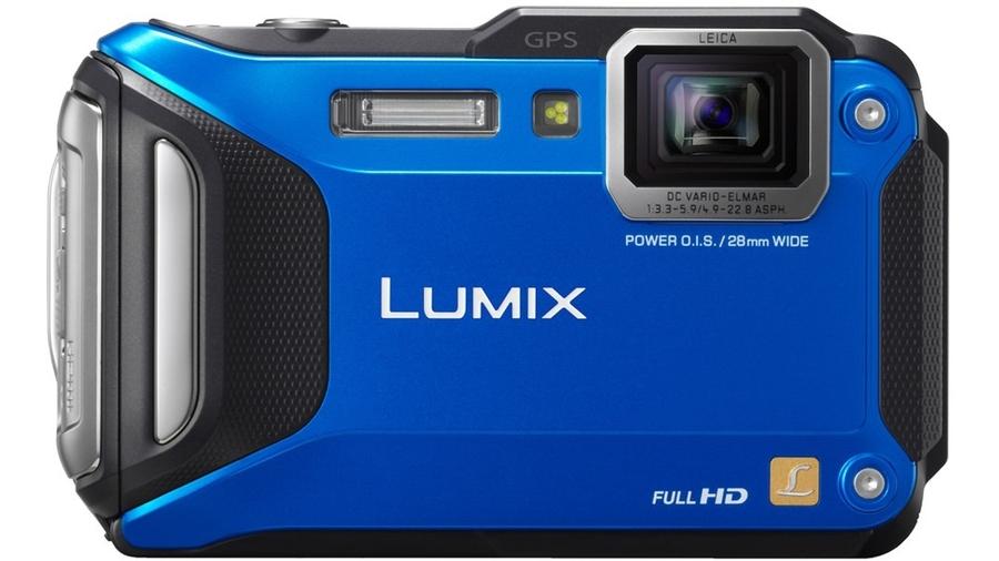 Panasonic Lumix DMC-TS5 Panasonic LumixDMC-FT5 (Digitalkamera)