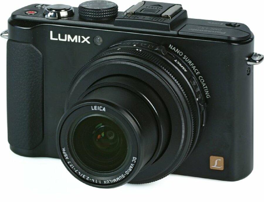 Panasonic Lumix DMC-LX7 Testbericht: Panasonic Lumix DMC-LX7