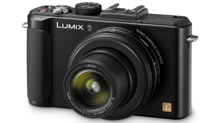 Panasonic Lumix DMC-LX7 Panasonic LumixDMC-LX7 (Digitalkamera)