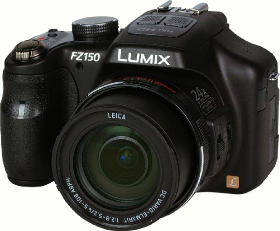 Panasonic Lumix DMC-FZ150 Testbericht: Panasonic Lumix DMC-FZ150