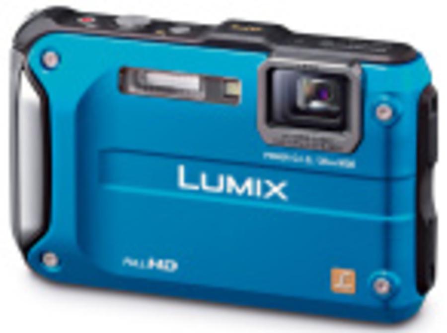 Panasonic Lumix DMC-TS3 Panasonic Lumix DMC-FT3