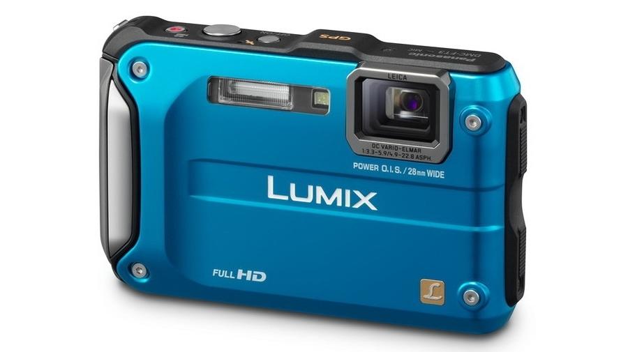 Panasonic Lumix DMC-TS3 Panasonic LumixDMC-FT3 (Digitalkamera)