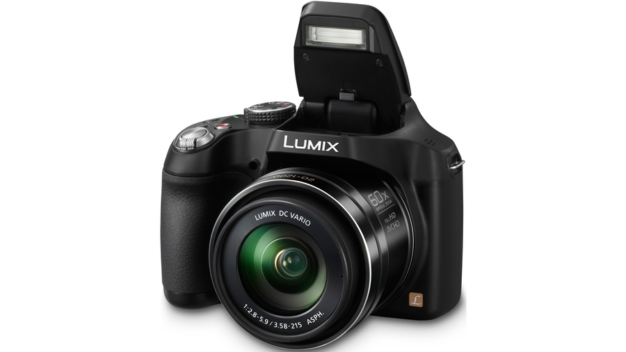 Panasonic Lumix DMC-FZ7 Panasonic LumixDMC-FZ72 (Digitalkamera)