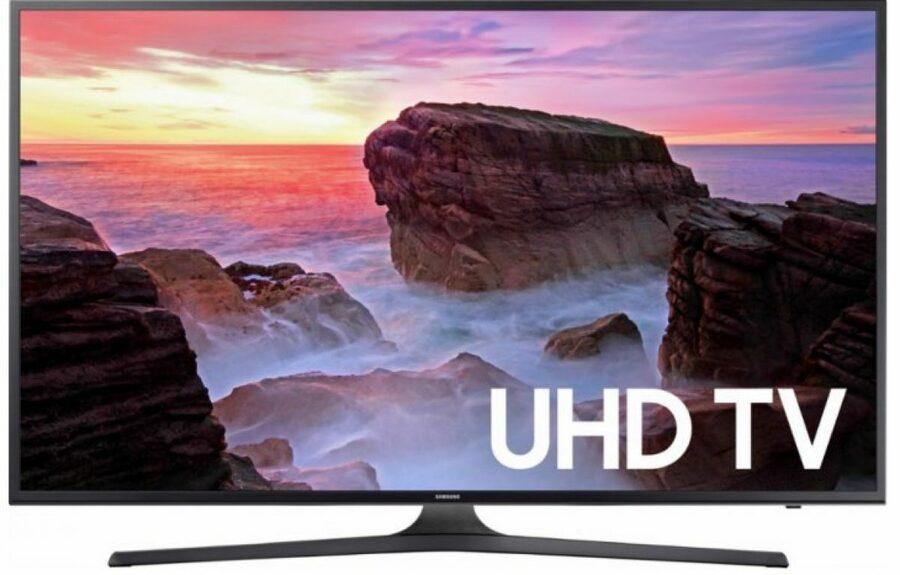 Samsung UN55MU6300 Samsung UN55MU6300F 4K TV 2017 review positivity