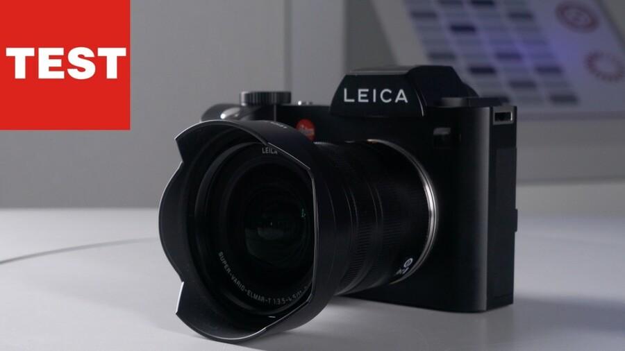 Leica SL (Typ 601) Leica SL im Test: Ist die Luxus-Kamera ihr Geld wert?
