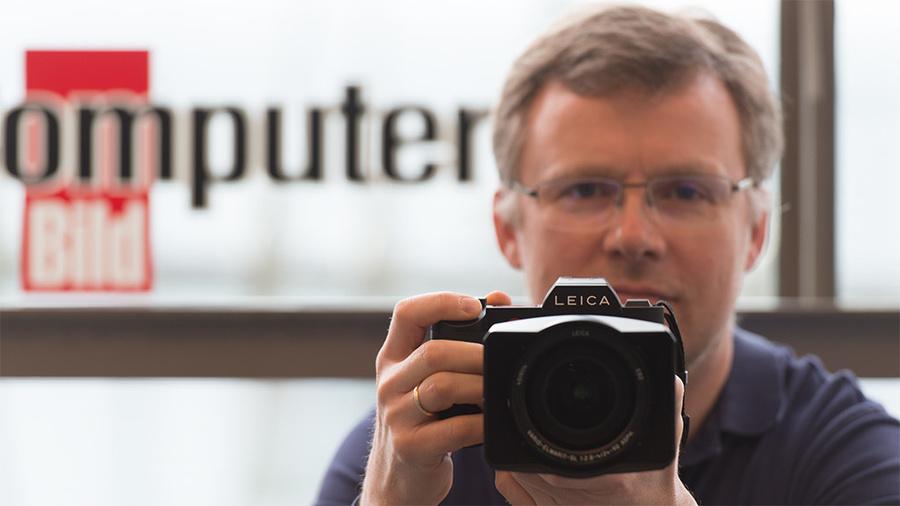 Leica SL (Typ 601) Leica SL: Profi-Kamera im Praxis-Test