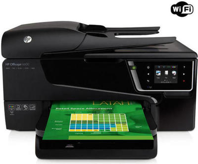 HP OfficeJet 6600 multifunction printer