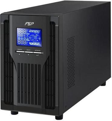 Eaton Powerware 9130 L3000T-XL vs FSP Group Champ TW 3K