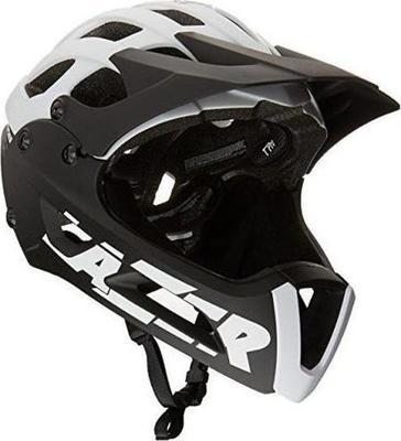 Lazerbuilt Revolution FF bicycle helmet